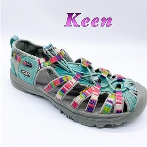 Keen-Teal All Weather Performance Sandal 5
